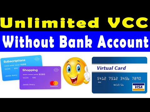 How To Get Unlimited VCC Without Bank Account 2021| Telocard Unlimited VCC For Online Use| ZaidyTech