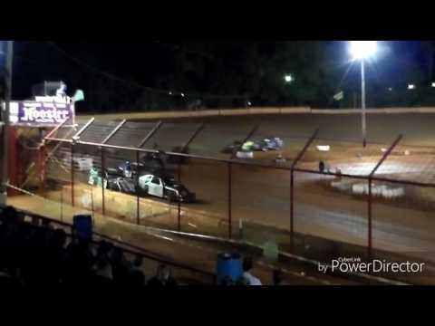 Bay Area Modified Feature May 13,2017 Flomaton Speedway Alabama