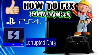 How to Fix corrupted app on ps4 - A Simple Tutorial