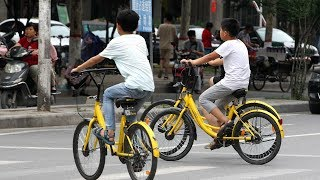 Parents press $1 mln lawsuit against bike sharing firm for son's death