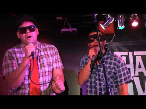 The Babysitters Circus - Everything's Gonna be Alright (live @ BNN That's Live - 3FM)