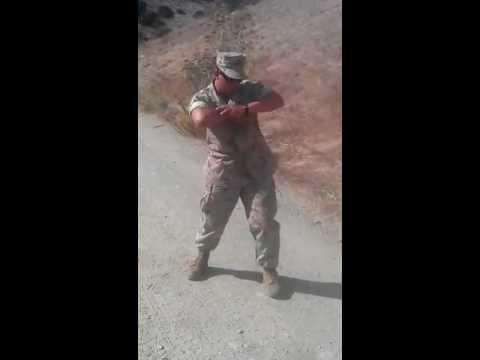 Marine industrial dancing