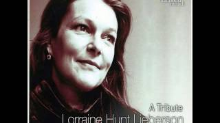 Messiah, oratorio, HWV 56 I know that my Redeemer liveth - Lorraine Hunt Lieberson