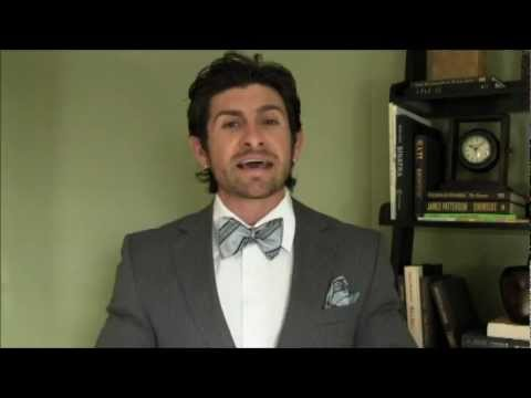 Bow Ties: How to Tie and How to Wear