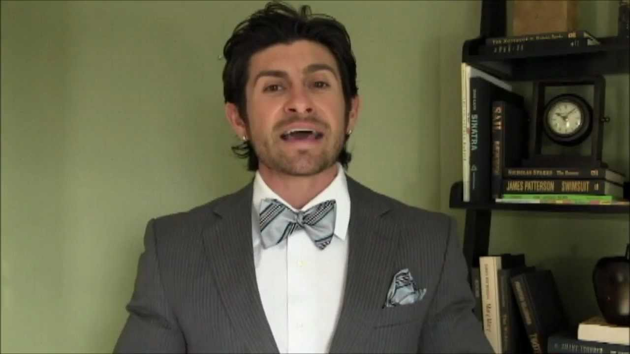 Bow tie how to wear