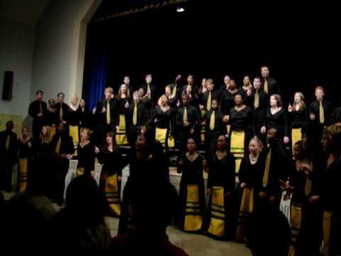 University of Pretoria Youth Choir #2- Dina Koloi