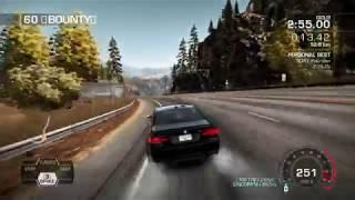 NFS:Hot Pursuit | M Power 2:19.58 | World Record