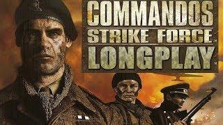 PS2 Longplay [018] Commandos Strike Force - Full Walkthrough