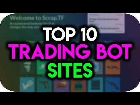 TOP 10 Automated TF2 Trading Sites! - YouTube