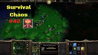 Warcraft 3 | Survival Chaos #42 - Beware the orcs! | WarBoss
