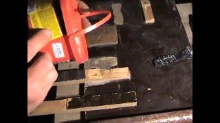 Как приклеить плитку к фанере(В этом видео Вы узнаете приклеит ли клей