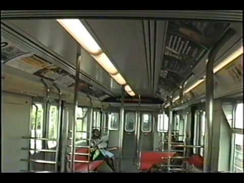 R110A IN SERVICE: E180 TO 149th St. (8-19-93).avi