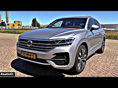 Volkswagen Touareg 2019 NEW FULL Review Interior Exterior Infotainment