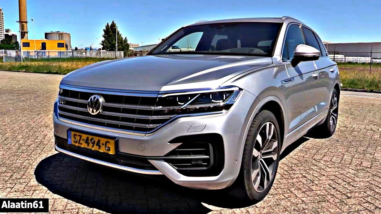 volkswagen touareg  2020  new full review interior exterior infotainment