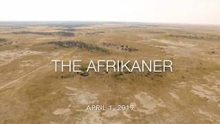 The Afrikaner.  A Novel (Guernica, Toronto, April 2019)