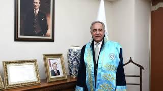 Radyo Dergisi 1226 - Rektör Turgut'tan 10 Aralık Dünya İnsan Hakları Günü Mesajı
