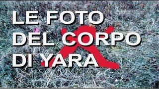 Sorprese analizzando le foto del cadavere di Yara