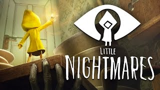 LITTLE NIGHTMARES - Full Gameplay Walkthrough - YouTube Live Stream