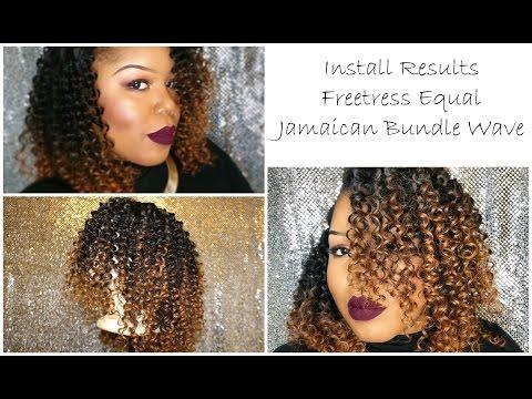i'm-back!!-install-results-|-freetress-equal-jamaican-bundle-wave