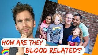 2 DADS WITH BLOOD RELATED CHILDREN   Ft. SCOTCH ELLIS LORING