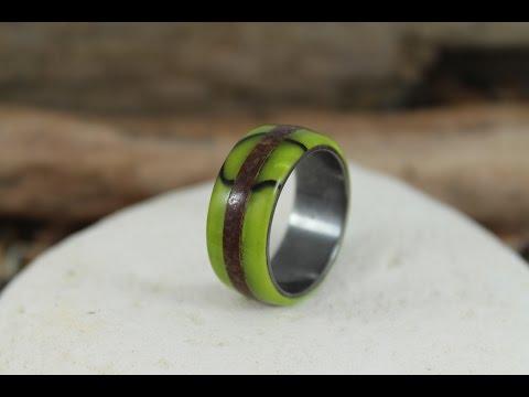 Ringzilla - Making A Dinosaur Bone Ring