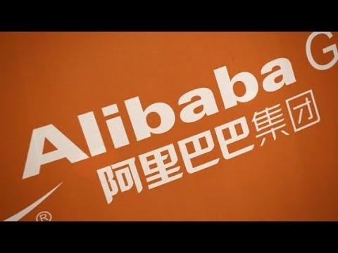 📦 Alibaba Group, le plus grand marché mondial de vente en ligne.