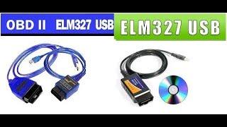 Компьютерная диагностика ВАЗ . Адаптер KKL VAG COM 409.1  OBD2  | ELM 327 USB OBD2