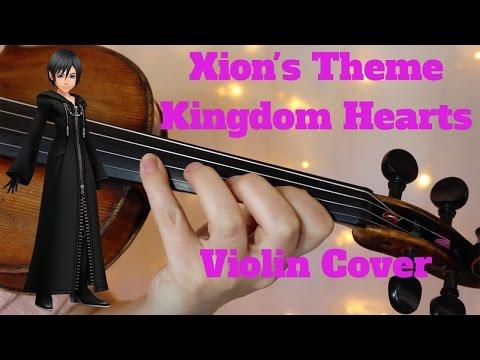 XION'S THEME Kingdom Hearts 358/2 days (violin cover) | Alison Sparrow
