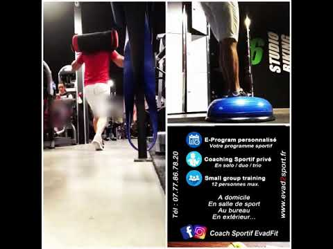 Coaching En Salle De Sport Youtube