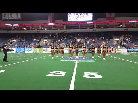 Texas Revolution Dancers - Halftime