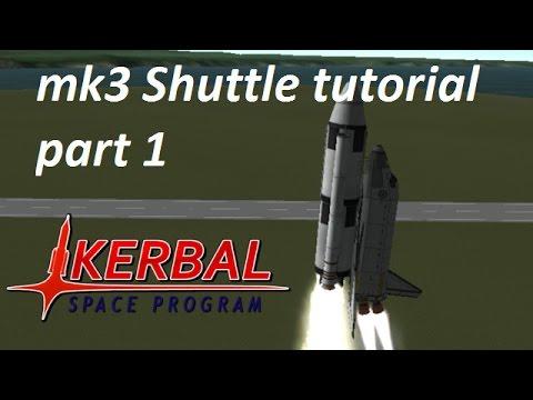 ksp space shuttle parts - photo #13
