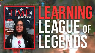 Imaqtpie - LEARNING LEAGUE OF LEGENDS