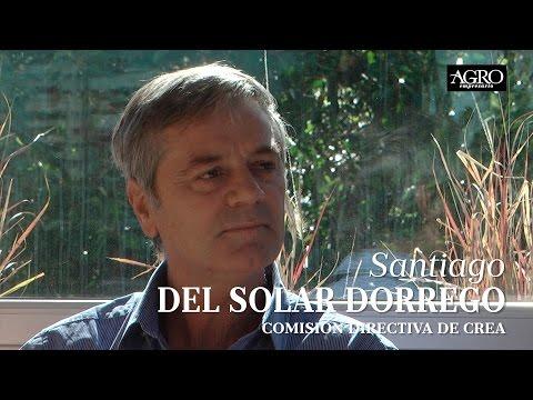 Santiago Del Solar Dorrego - Comisión Directiva de CREA   Diario Agroempresario