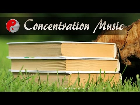 Relaxing Music For Studying and Concentration: Brain Music Study Focus Concentrate Help You Work