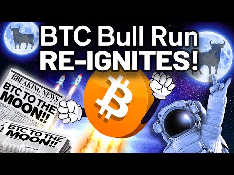 BITCOIN To Pass $50k Soon! BULLRUN Is Far From Over!!