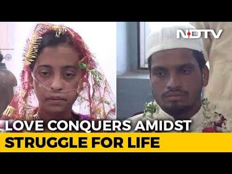 Critical After Suicide Bid, Telangana Couple Get A Hospital Wedding