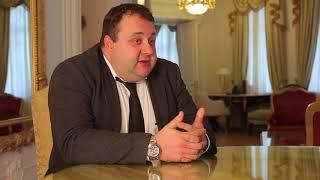 видео Отель Москвы 5 звезд