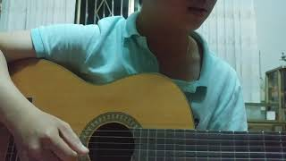 Rhythm of the rain guitar cover