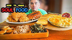 How to make SOUL FOOD