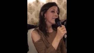 Gece Kirpikli Kadın Aslı Demirgüç -Elit Otel 'de