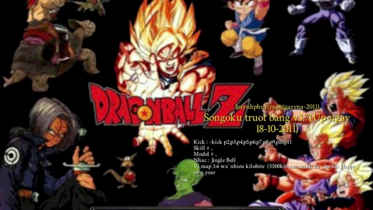 [Warcraft] Goku Trượt Băng 3.7v #1