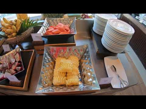 Novotel Samui Resort Chaweng Beach Kandaburi breakfast!