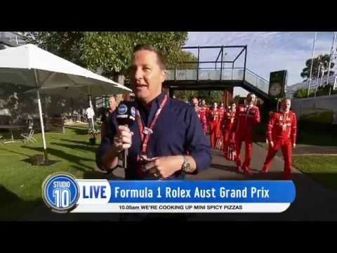 Formula 1 Australian Grand Prix 2017