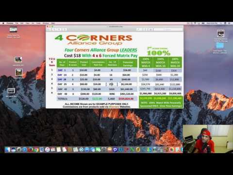 Four Corners Alliance Group * Make Money Online With A Small Budget.