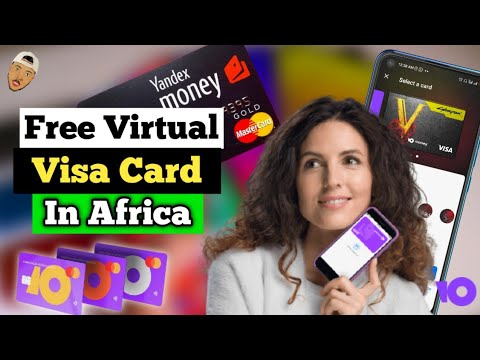 How To Create A USD Virtual Card/ MasterCard In Africa/Anywhere Around The World 2021(Yoo Money)