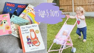 Top 5 Toddler Toys | Toys My Child Actually Plays With 2019 | The Mummy Journey