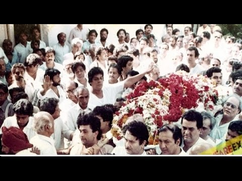 The Show Man  Raj Kapoor Death 2 June 1988  THE END Of The Showman