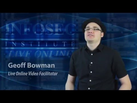 InfoSec Institute Live Online Courses HD