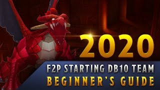 2020 Beginner's Guide: Free to Play Starting DB10 Team