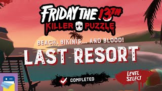 Friday the 13th Killer Puzzle: Episode 5 Walkthrough - Last Resort (by Blue Wizard Digital)